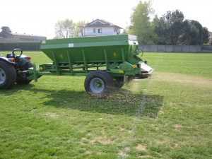 Top dressing o sabiatura