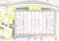 Progetto campo da calcio