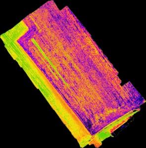 Droni per agricoltura di precisione - Precision farming