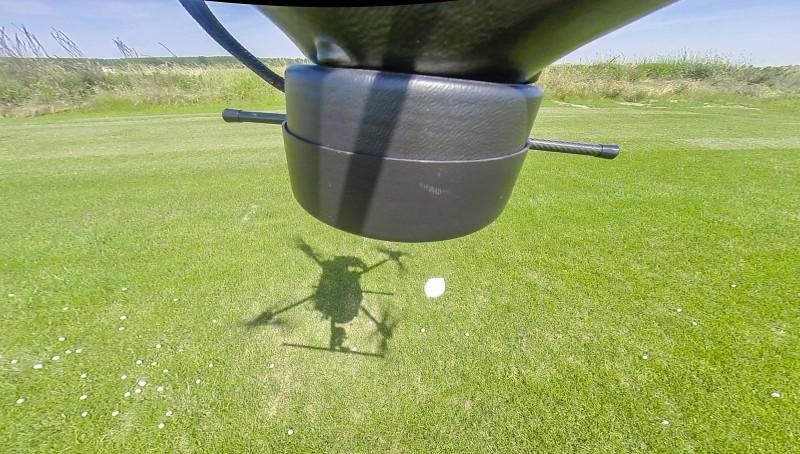 Lotta biologica alla Piralide del mais con droni che distribuiscono Trichogramma brassicae